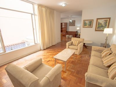 Photo for Apartment in Ipanema for up to 12 People