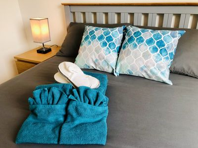 Photo for Charming and cozy private 1 bedroom in Greenwich