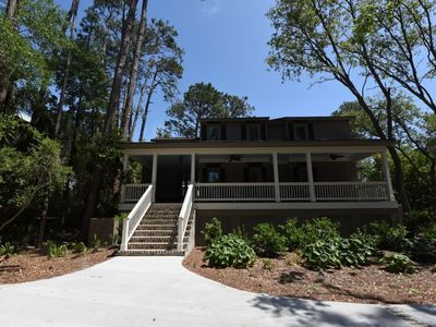 Photo for Audubon Pond 26 | Sea Pines Resort Deluxe 4-Bedroom South Beach Vacation Home