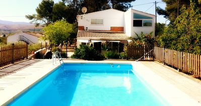Photo for Bed and Breakfast (Casa rural) 2 bedrooms of 2 and 1 bedroom of 4 persons.