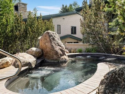 Photo for Walk to Snowmass Mountain & Restaurants, Ski School. Townhome With Private Patio. Outdoor Pool & HT