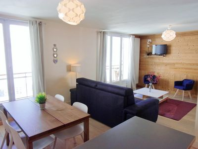 Photo for Comfort apartment 2 rooms of 42m² for 4 people hyper center Tignes Le Lac