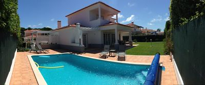 Photo for Luxury 4 bedroom villa with private pool on 5* golf & beach resort