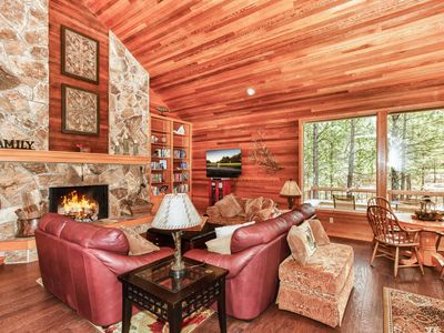 Photo for 5BR Woodsy Retreat at Black Butte Ranch – Near Golf & Hiking