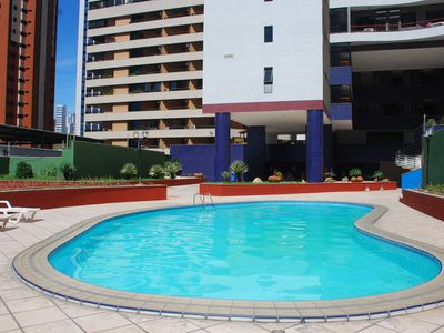 Photo for Porto de Iracema - 2 bedroom apartment up to 6 people - Iracema Imoveis