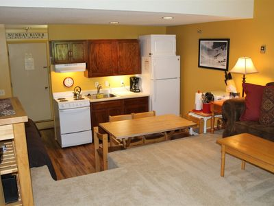 Photo for Conveniently Located Updated Studio Unit