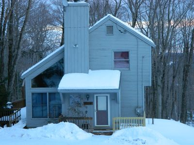 Photo for Mount Snow Ski Home on Chimney Hill