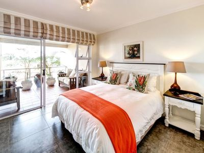 Photo for Apartment 5 La Mer in Durban-Illovo Beach - 4 persons, 2 bedrooms