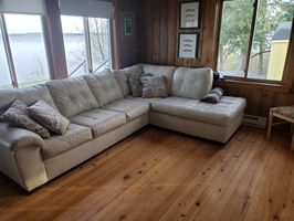 Photo for 2BR Cottage Vacation Rental in Topinabee, Michigan