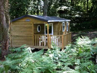Photo for Flower Camping La Chênaie *** - Mobile home Comfort Plus 4 Rooms 6/8 People