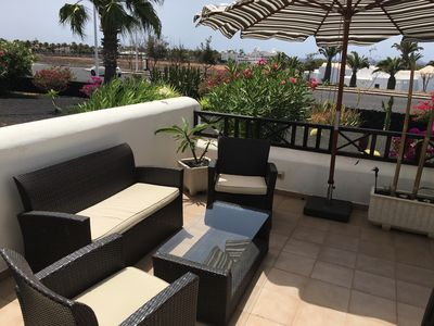 Photo for Fantastic holiday home with sea views in Playa Blanca-Lanzarote for rent.