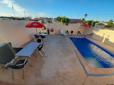 Photo for EL FARO 9 ADULTS AND 3 CHILDREN PRIVATE POOL