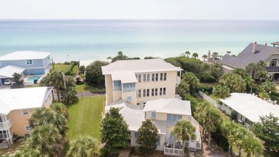 Photo for Big Fish House, Gulf View 5 Bedroom Sleeps 18, Private Heated Pool, Available Nov 1-24!
