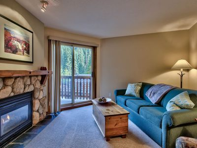 Photo for Prime Ski In / Ski Out Condo in the Heart of Sun Peaks Village