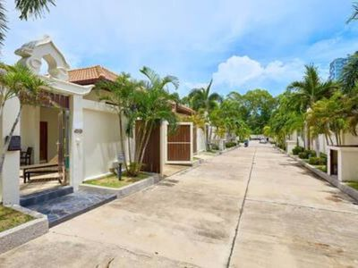 Photo for This is a stunning 2 bedroom pool villa with private