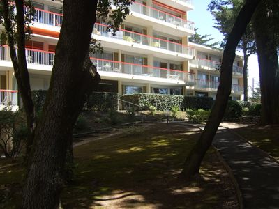 Photo for Nice apartment 80m2 for rent 200m from the beach in La Baule Bay