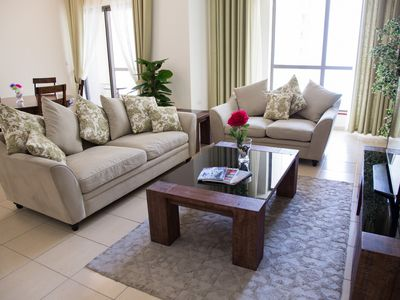 Photo for Huge stunning flat in the Heart of JBR