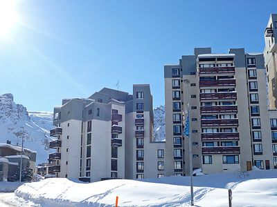 Photo for One bedroom Apartment, sleeps 3 in Tignes with WiFi