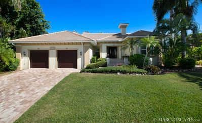 Photo for KENDALL - 4 Bedroom Coastal Villa Off Collier Bay!