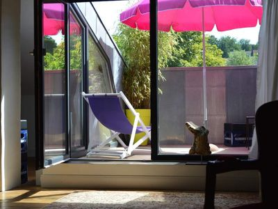 Photo for Apartment with roof terrace - 6 persons - Anna-Thomsen-Stift