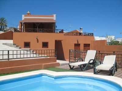 Photo for Holiday house El Escobonal for 2 - 6 persons with 3 bedrooms - Holiday house