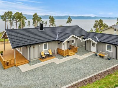Photo for Vacation home Trondheimsfjorden in Frosta - 7 persons, 3 bedrooms
