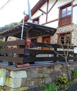 Photo for Homerez last minute deal - House with 2 bedrooms in Llayo