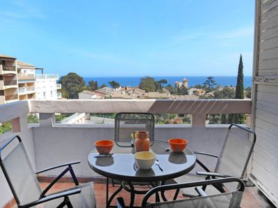 Photo for Apartment Le Victoria  in Saint Aygulf, Cote d'Azur - 4 persons, 1 bedroom