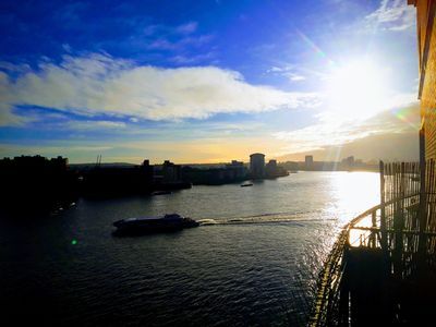 Photo for Double Room with a view on the Thames River