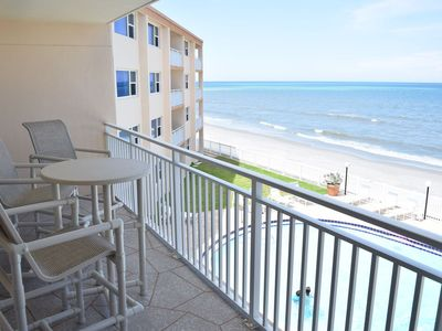 Photo for Direct Oceanfront - Newly renovated - Excellent Ocean Views