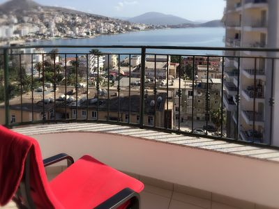 Photo for 2BR Apartment Vacation Rental in Sarandë, Qarku i Vlorës, Al