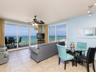 Photo for 5th Floor *Wrap Around Balcony*! 2 Parking Spaces.  Amenities Included!