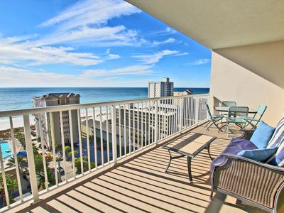 Photo for Crystal Tower 1105 - Newly Updated with Amazing Gulf Views!