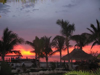 Photo for Gated Bayfront Paradise, Caribbean Cottage in a Tropical Oasis    (FREE WIFI)
