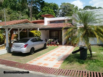Photo for Holiday home on the beach- Punta Leona Resort- Costa Rica