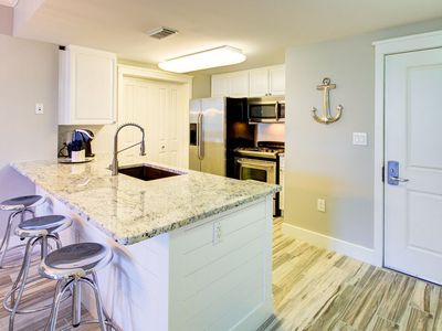 Photo for Waterscape A216 ~ 2 Bedroom + Bunkroom, 2.5 Bath ~ Sleeps 8 ~ Ground floor near all the action!