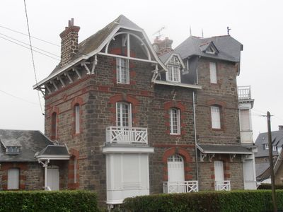 Photo for 2 rooms in DINARD VILLA - SEA VIEW on
