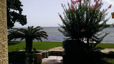 Photo for Bluewater Bay Waterfront Condo Across Bay From Destin