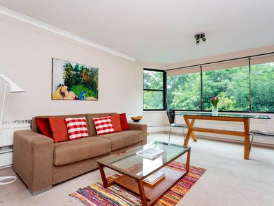 Photo for Close to Regent's Park - sun-filled & charming home with lovely garden (Veeve)