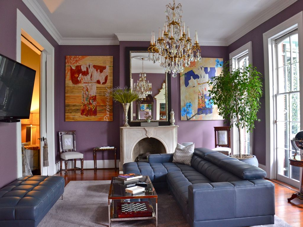 Royal street mansion showcases 47 ft galle vrbo - 1 bedroom houses for rent in new orleans ...
