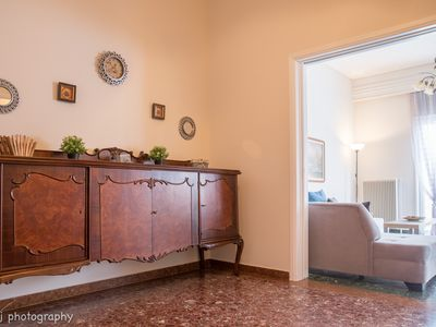 Photo for Spacious, bright, comfortable apartment 8 min walk to metro. Ideal for families.