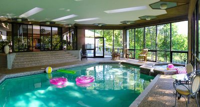 Photo for Franklin River Estate Highlands-Franklin-INDOOR POOL !!!