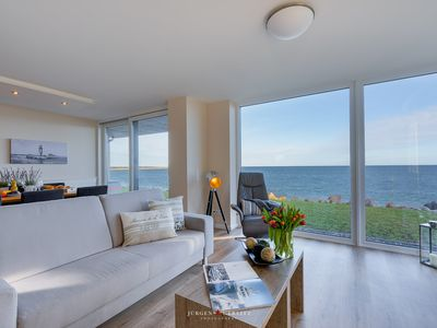 Photo for Starbord - unobstructed view of the Baltic Sea, fireplace, sauna, elevator, maritime vacation in a class of its own