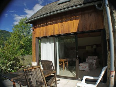 Photo for Cottage in the heart of the Ariège Pyrenees in bethmale Valley.