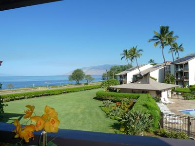 Photo for FULL OCEAN VIEW MODERN SPACIOUS HIGH END REMODELED A/C IN LIVING + BEDROOMS
