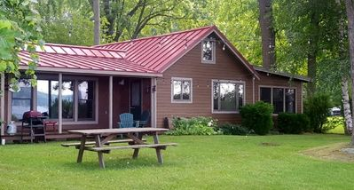 Vacation Rental at Burtis Point on Owasco Lake!