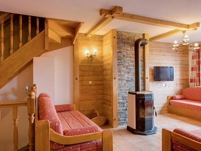 Photo for The Val Thorens **** Balconies - 3 Rooms 4/6 People