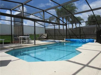 Photo for Beautiful 6 Bedroom Pool Home in Windsor Palms Resort Kissimmee Florida