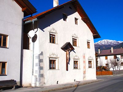 Photo for Apartment in the historic village of Prutz, Tiroler Oberland
