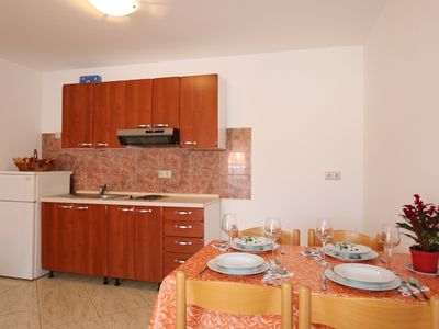Photo for Apartments Penić (10052-A8) - Soline - island Krk